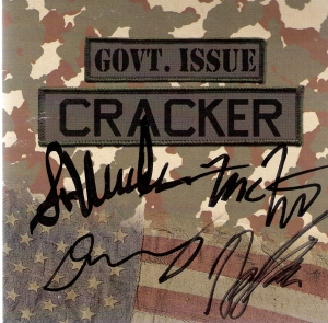 Cracker - Govt. Issue cd cover