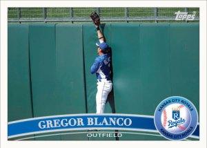 Gregor Blanco 2011 Topps