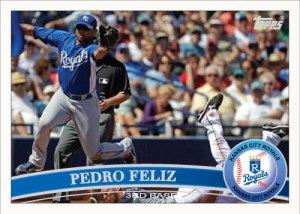 Pedro Feliz 2011 Topps
