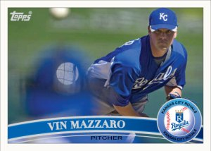 Vin Mazzaro 2011 Topps