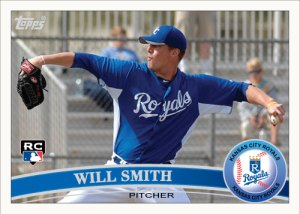 Will Smith 2011 Topps