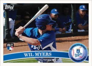Wil Myers 2011 Topps