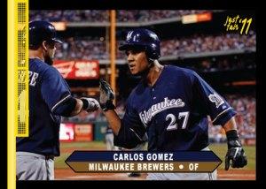 Brewers Carlos Gomez