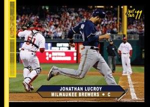 Brewers Jonathan Lucroy