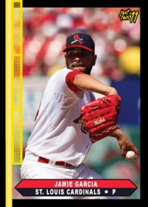 Cardinals Jamie Garcia