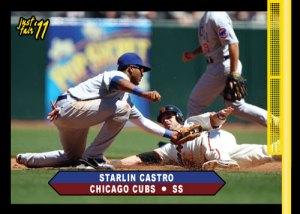 Cubs Starlin Castro