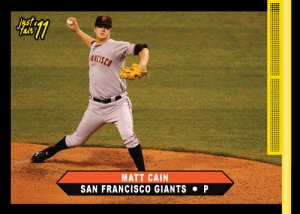 Giants Matt Cain