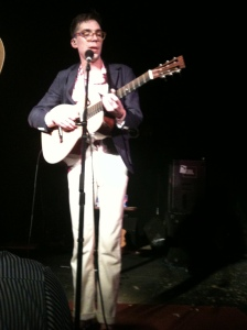 Justin Townes Earle in Lawrence