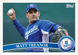 Matt Treanor 2011 Topps