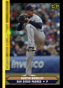 Padres Dustin Moseley