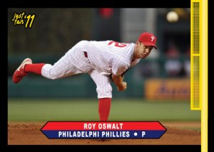 Phillies Roy Oswalt