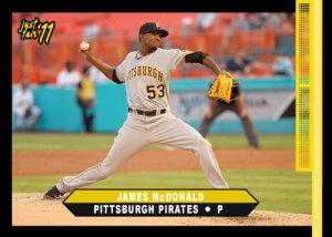 Pirates James McDonald