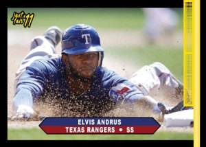 Rangers Elvis Andrus