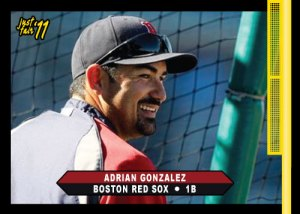 Red Sox Adrian Gonzalez