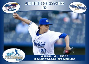 Royals Futures Game Jesse Chavez