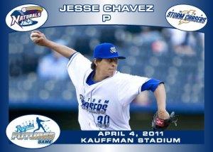 Royals Futures Game Jesse Chavez
