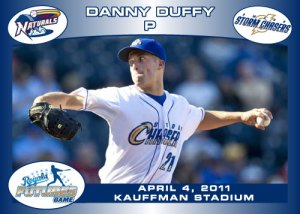 Royals Futures Game Danny Duffy