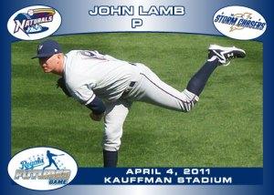 Royals Futures Game John Lamb