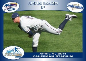 Royals Futures Game John Lamb
