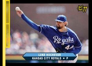 Royals Luke Hochevar