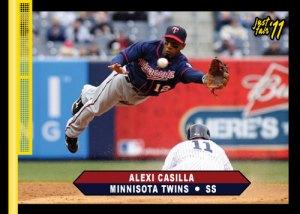 Twins Alexi Casilla