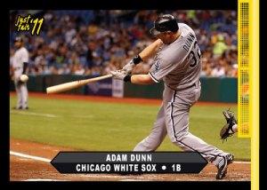 White Sox Adam Dunn