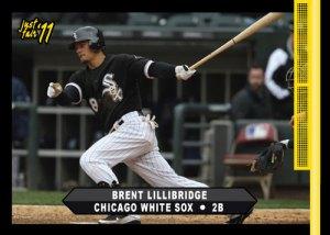 White Sox Brent Lillibridge