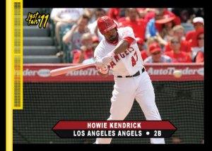 Angels Howie Kendrick