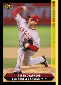 Angels Tyler Chatwood
