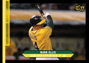 Athletics Mark Ellis