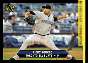 Blue Jays Ricky Romero