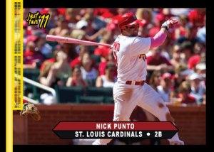 Cardinals Nick Punto