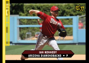 Diamondbacks Ian Kennedy