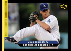 Dodgers Chad Billingsley