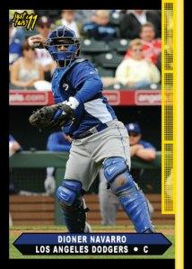Dodgers Dioner Navarro
