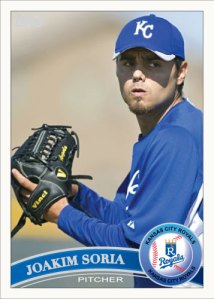History Of Joakim Soria 2011 custom card