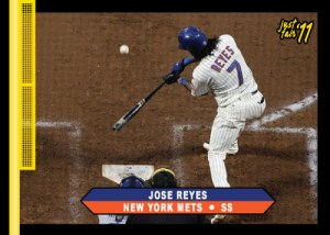 Mets Jose Reyes