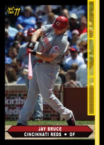 Reds Jay Bruce