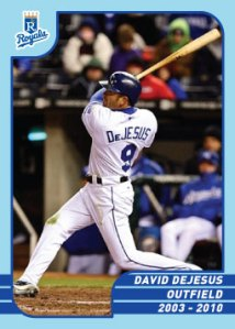 Royals Greats David Dejesus