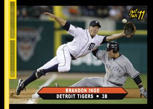 Tigers Brandon Inge