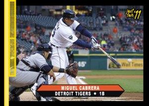 Tigers Miguel Cabrera
