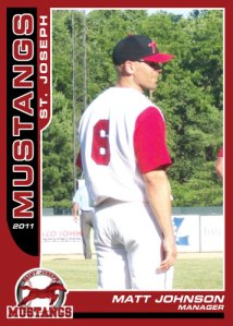2011 Mustangs Matt Johnson