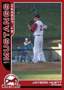 2011 Mustangs Jayson Huett