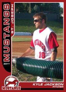 2011 Mustangs Kyle Jackson