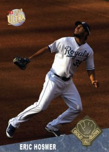 Eric Hosmer 1992 Fleer Ultra Gold Glove