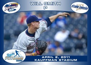 Royals Futures Game Will Smith