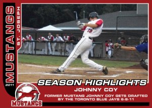 2011 Mustangs Johnny Coy Highlights