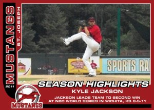 2011 Mustangs Kyle Jackson Season Highlights