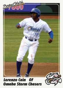 Prospect Watch Lorenzo Cain