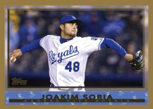 History Of Joakim Soria 1998 Topps Custom Card